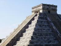 Chichen itza - Piramide Maya nello Yucatan