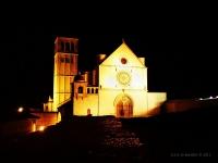 San Francesco - La cattedrale di Assisi