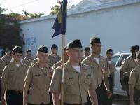 11 novembre veterans day parata, Key West 5