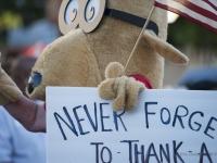11 novembre veterans day parata, Key West 6