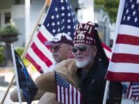 11 novembre veterans day parata, Key West 7
