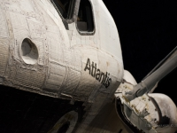 Atlantis space shuttle, Cape Canaveral, J.F. Kennedy Space Center