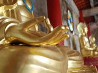 Buddhismo - Icona classica: la Ruota del Dharma