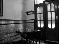... interno del ristorante la Utielana a Valencia, autentica trattoria dove si assaporano ancora gli anni 50.... (e si mangia benissimo)