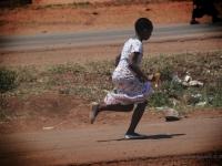 Corsa - Un attimo nella strada