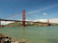 """Golden Gate - Dal 1937 ha """"chiuso"""" la baia di San Francisco"""