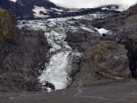 Eyafjallajokull, ghiaccio e vulcano, quello che eruttando fece restare atterra chissà quanti aerei qualche hanno fa, ma che alluvione provocò in Islanda!!