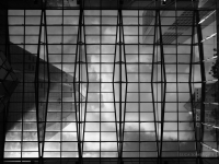 Singapore - Sguardo in alto dalla hall (Singapore)