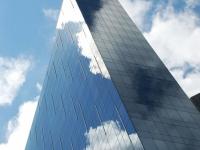 """Singapore - Uno """"specchio"""" grande come un grattacielo (Singapore)"""