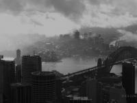Sydney - Panorama visto dalla Sydney Tower (Australia)