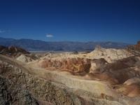 Death Valley - Un nome che dice tutto su questo luogo ma a prender vita sono i paesaggi rocciosi dai colori unici (Nevada)