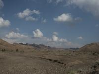 Paesaggio Oman - Wadi