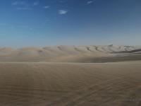 Dune - Il vento trasforma continuamente il deserto intorno a Nazca (Perù)
