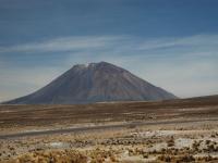 El Misti - Uno dei vulcani alle spalle di Arequipa lungo la Cintura di Fuoco del Pacifico (Perù)