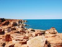 Gantheaume Point - Scogliere rosse a Broome (Australia)