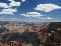 Grand Canyon - Chilometri e chilometri, fino all'orizzonte, sembra non aver mai fine (Arizona)