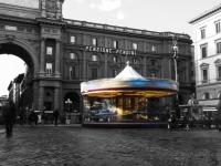 Giostra piazza della Repubblica