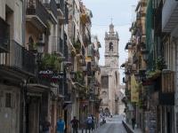 Valencia - centro di Valencia