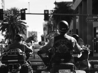 Custom - Biker per Las Vegas (Nevada)