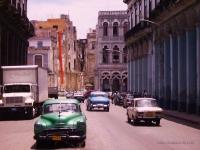 L'Avana - Dietro le facciate in stile ed eleganti (Cuba)
